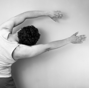 Étirement de yoga
